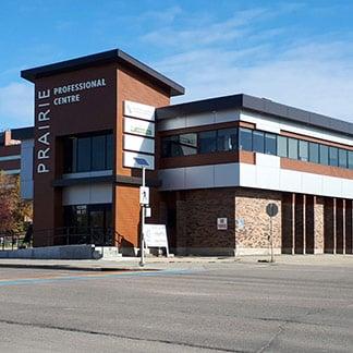 grande prairie office location