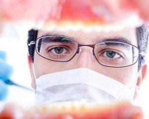 dental mouth checkup